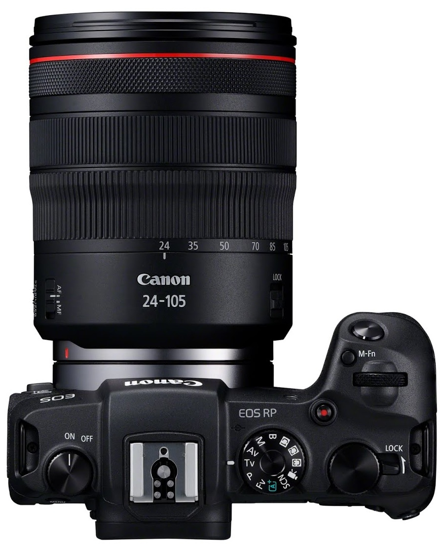 Canon Camera News 2019: Canon RF 24-105mm f/4L IS USM lens Firmware