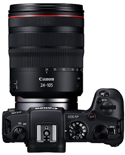 Canon RF 24-105mm f/4L IS USM lens Firmware Version 2.0.0 Update for Windows and Mac