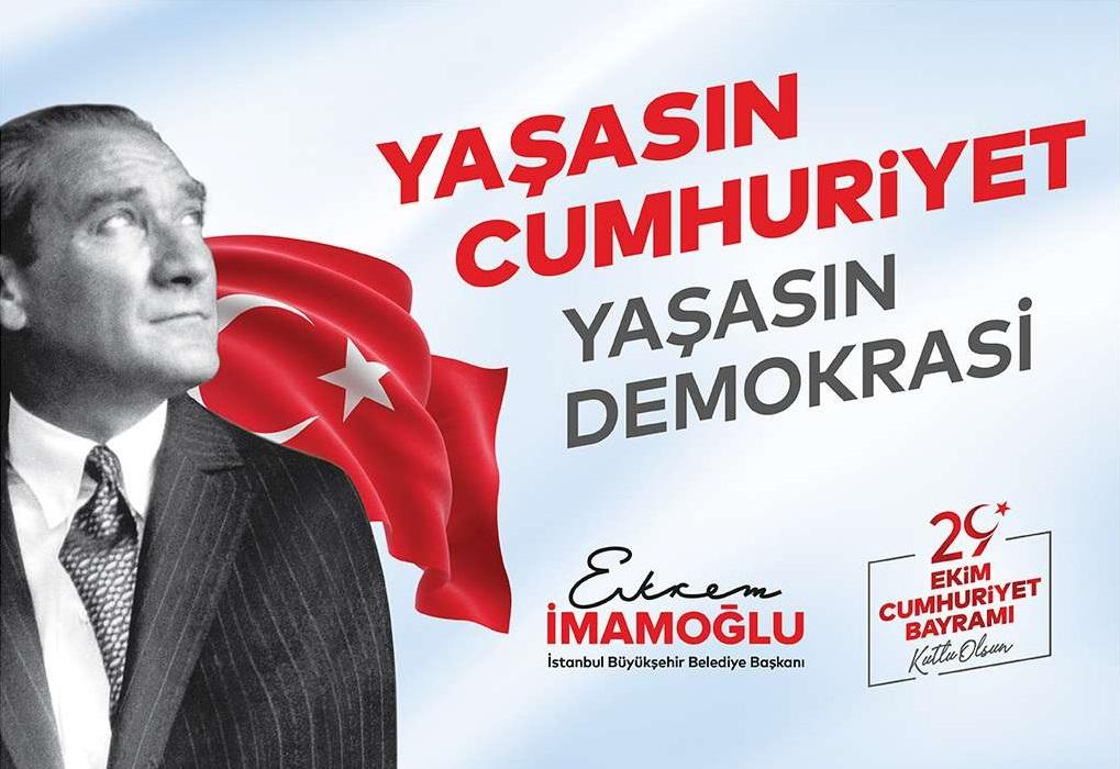 Cumhuriyete layık kutlama (BASIN BÜLTENİ)
