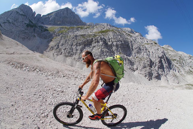 Biken Slowenien MTB