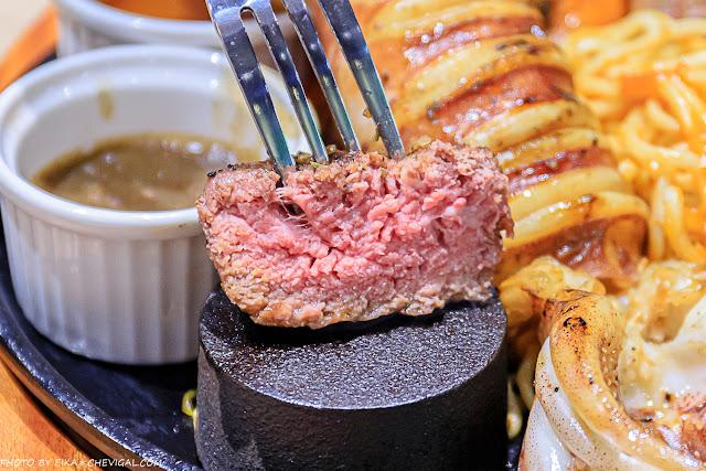 MG 5664 - 熱血採訪│牛室炙燒牛排,最低只要299元就能享用pizza、湯品、熟食燴飯、炸物小點、水果沙拉吃到飽!