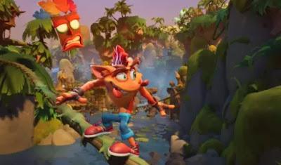 لعبة Crash Bandicoot 4: It's About Time :