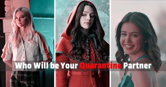 'Legacies' who will be your quarantine partner (Quiz)