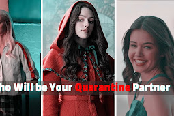 'Legacies' Who Will Be Your Quarantine Partner