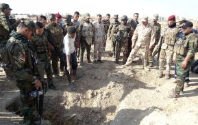Mass Graves of Civilians Executed by ISIS Found in Northern Iraq