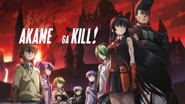 مشاهد و تحميل Akame ga Kill!