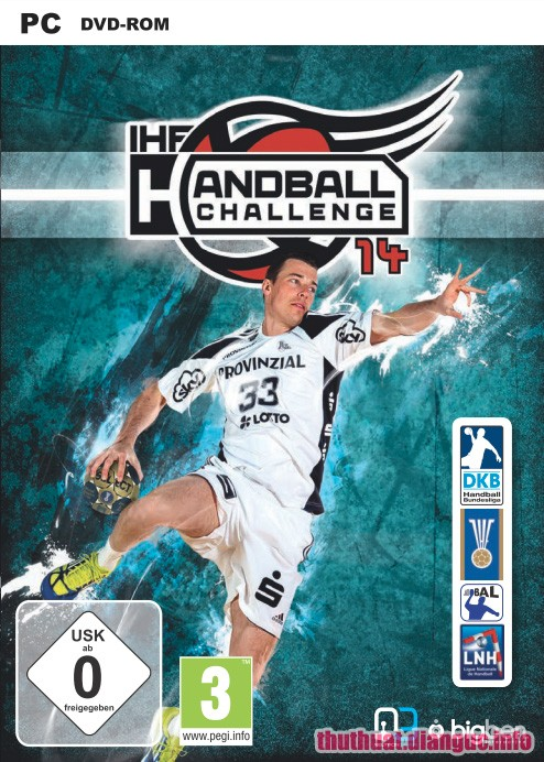 Download Game IHF Handball Challenge 12 Full crack