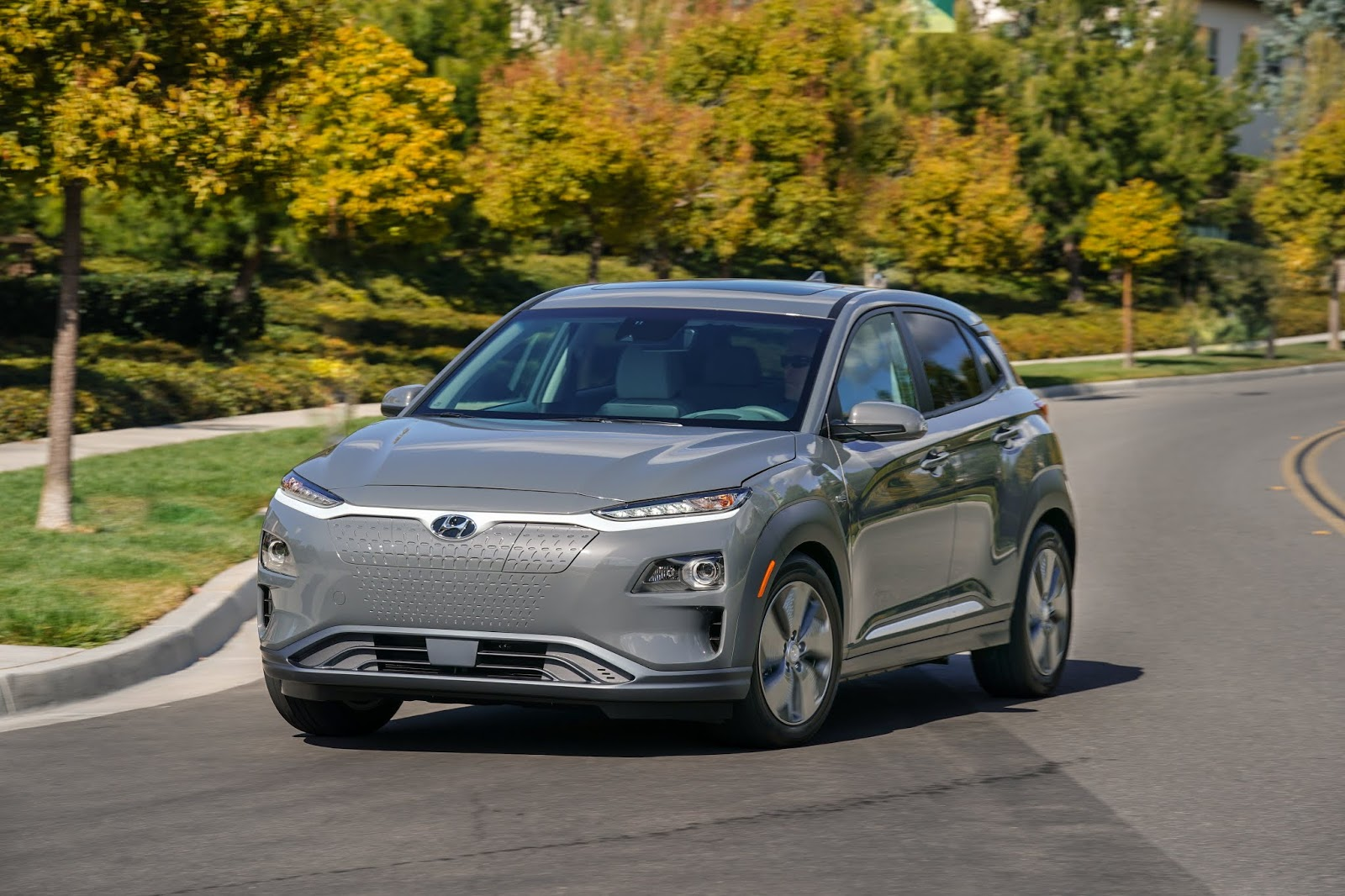 Hyundai Kona Electric: Top 10 Things To Know About India's First Long-range Electric SUV | VANDI4U
