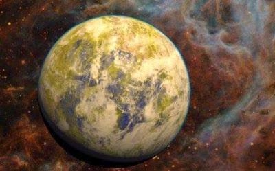 Planet Nakal Berpotensi Mendukung Kehidupan