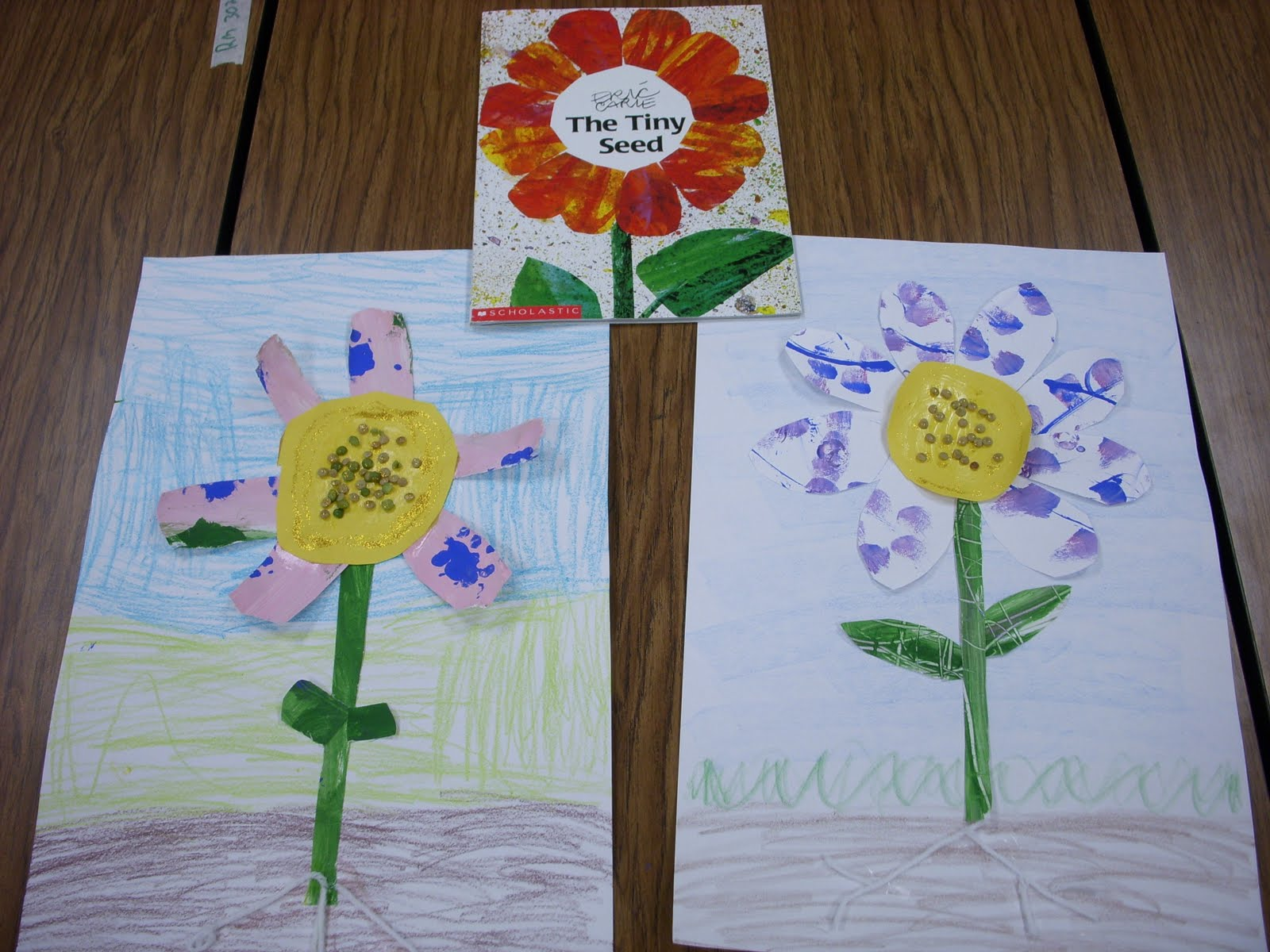 Kinder Garden: Live, Laugh, Learn: Eric Carle Projects