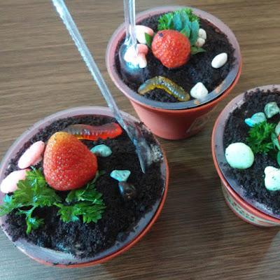 Jajanan Kekinian - Resep Ice Cream Pot
