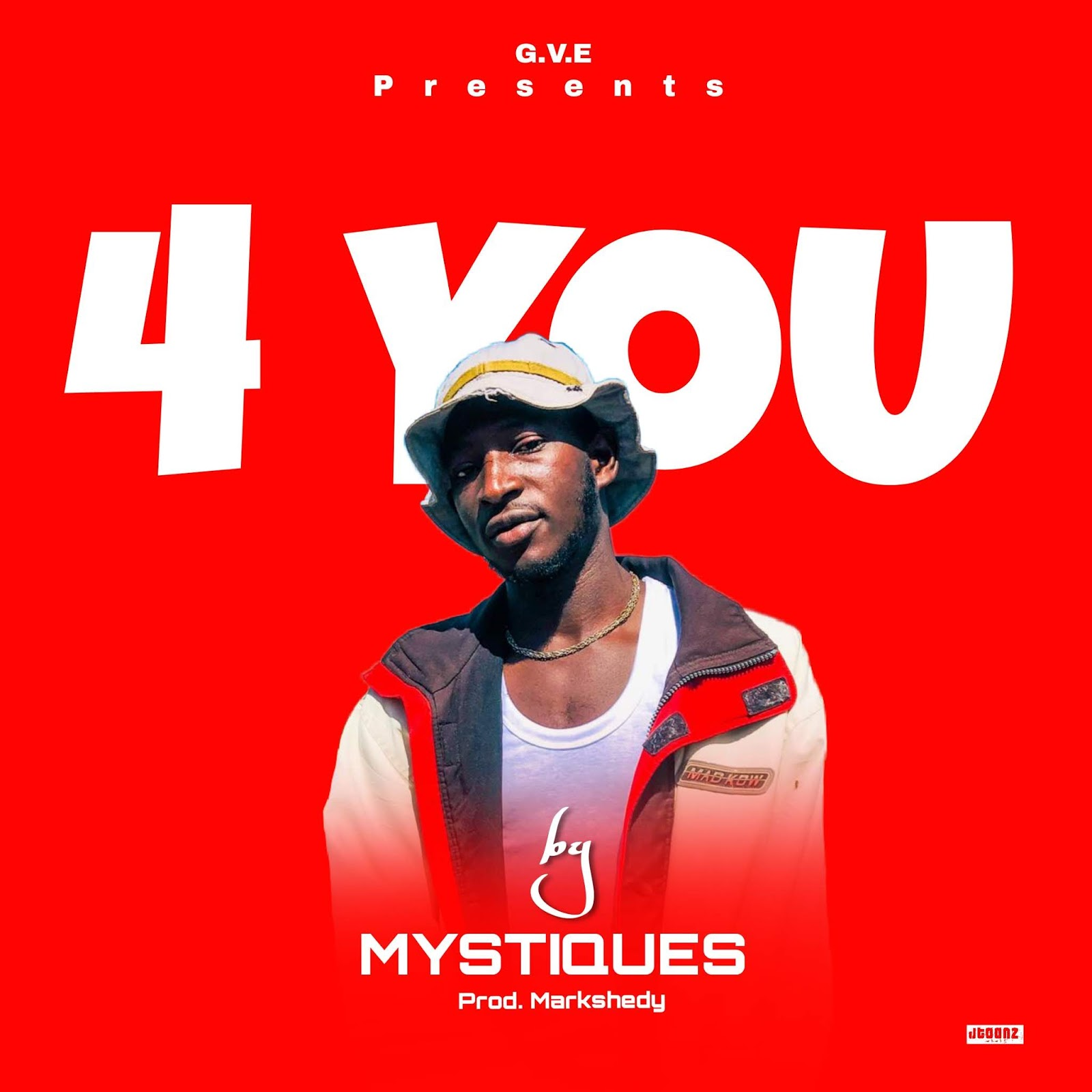[Music] Mystiques - 4 you (prod. Markshedy) #Arewapublisize