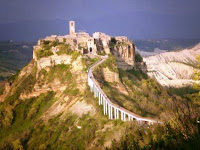The finest village Civita di Bagnoregio