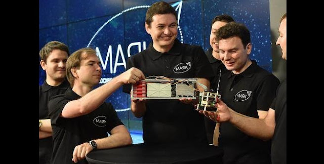 A Russian team of aerospace engineers and enthusiasts are preparing to launch their 'Mayak' satellite into space. Credit: MAMI