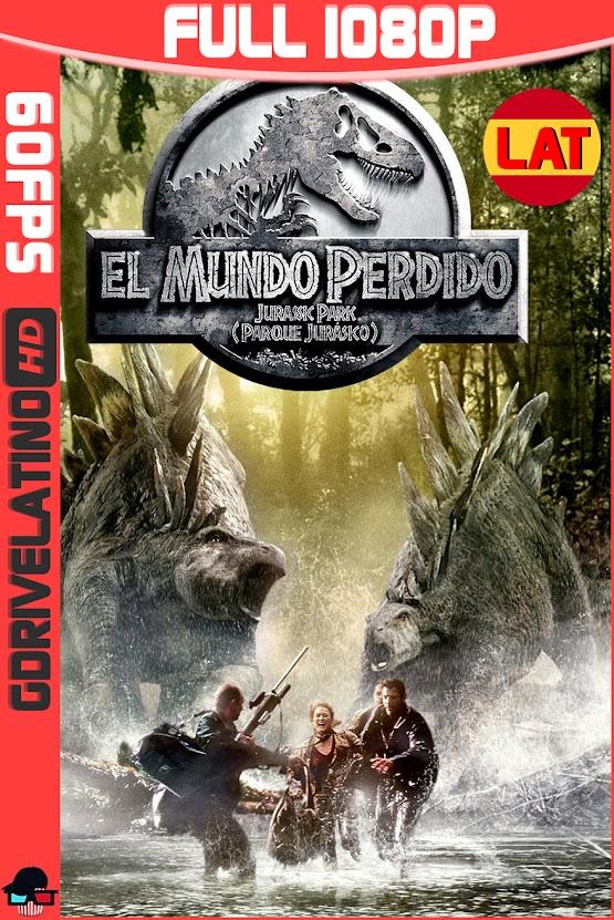 Jurassic Park 2 : El Mundo Perdido (1997) BDRip 1080p (60fps) Latino-Ingles MKV