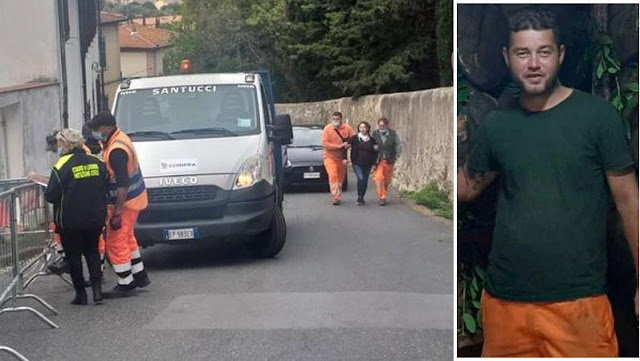 30-year old Albanian woke up, went to work and died. this is how Romario's dreams are broken in Italy