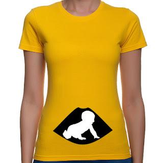 Koszulka ciążowa USG