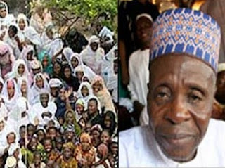 مسلم نيجيري يموت ويترك خلفه 89 أرملة ومئات الابناء والاحفاد