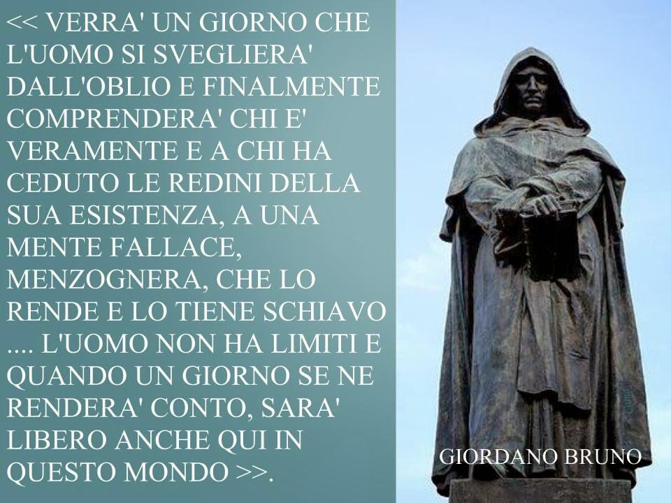 Aforismi Giordano Bruno Frasi Famose