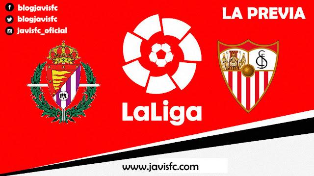 Previa Real Valladolid - Sevilla FC