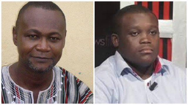 NDC suspends Sam George, Namoale