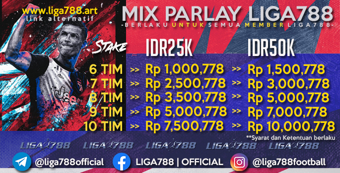 Mix Parlay Liga788