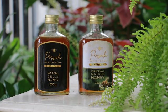 tips sehat dengan madu