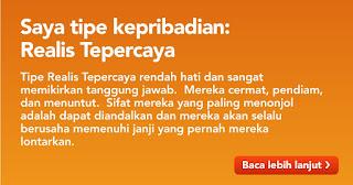 Keperibadian Realis Tepercaya by aapuji.com