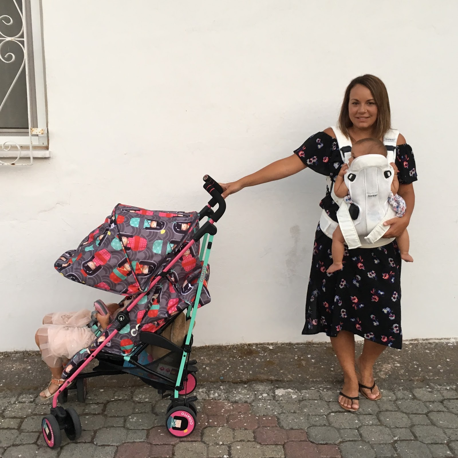 Babybjorn We Air Carrier Review Kerry Louise Norris