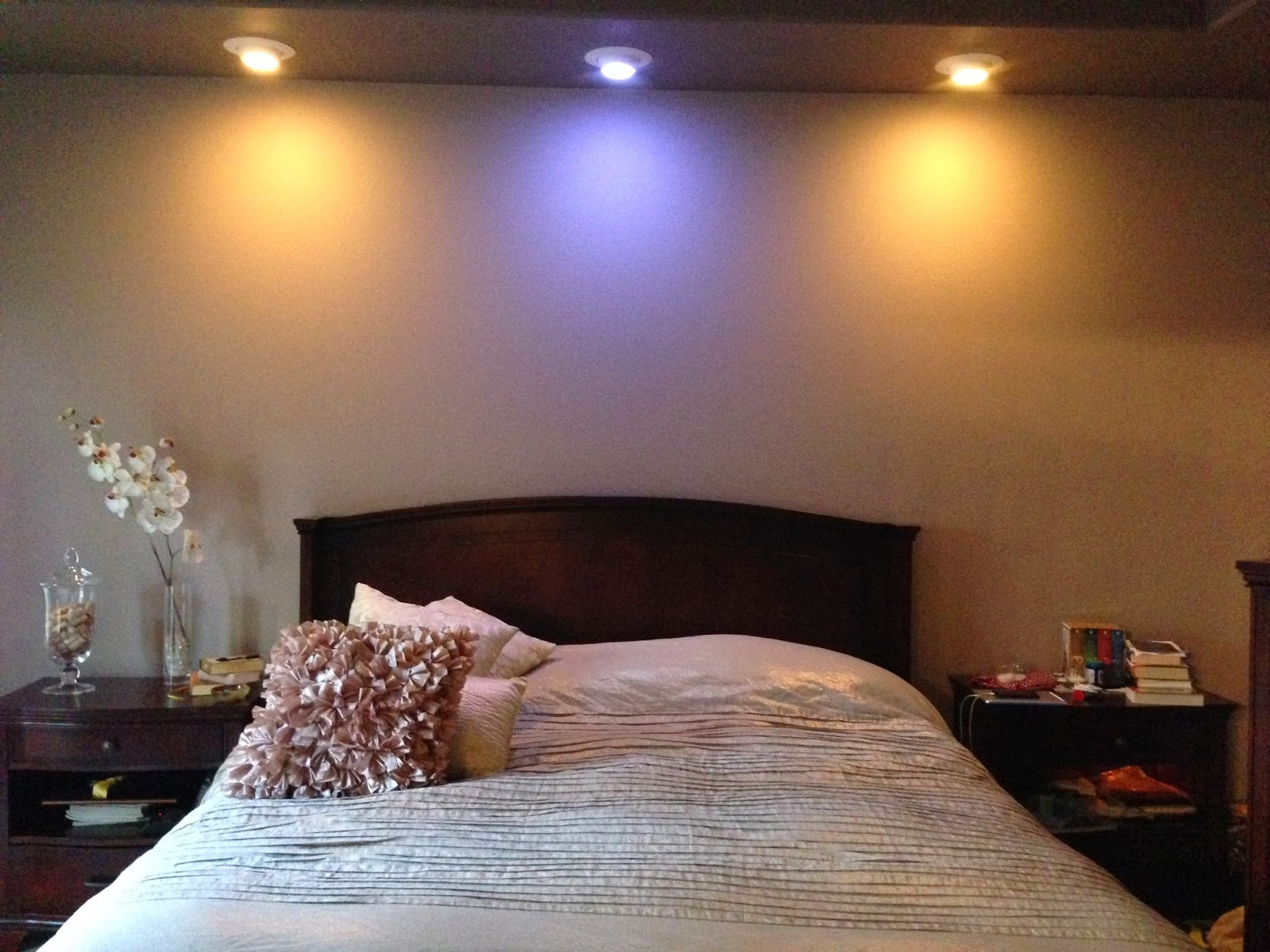 lights in the bedroom let there be lights loving the hue personal wireless 15901