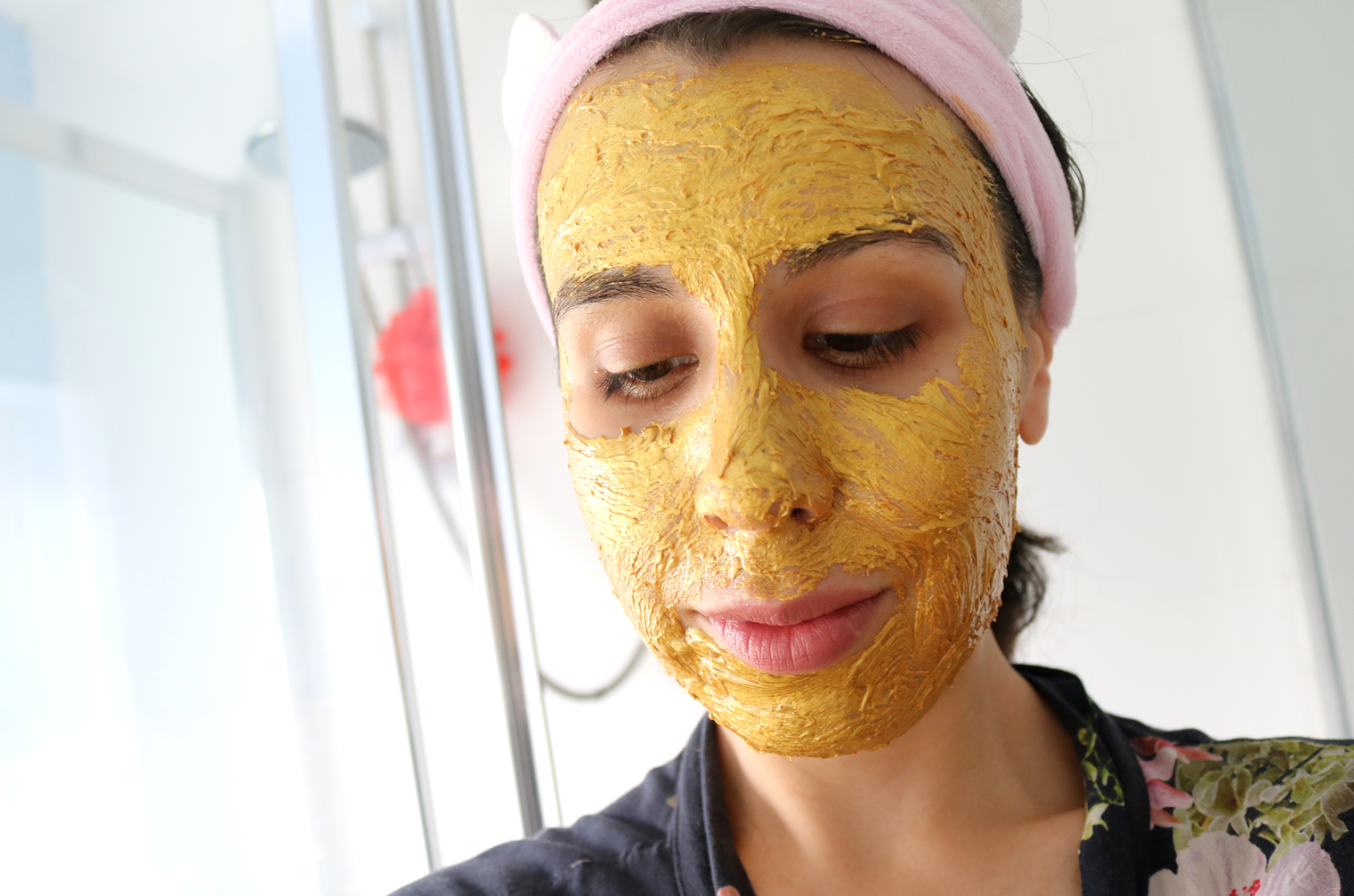 Evolve Organic Beauty Bio-Retinol Gold Face Mask review