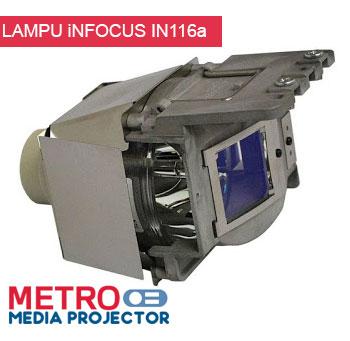 Lampu infocus IN116a