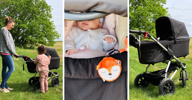 Carrycot plus nacelle