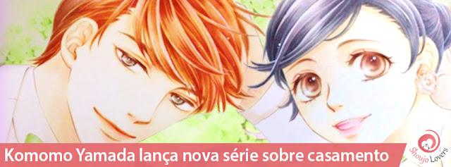 Komomo Yamada lança nova série sobre casamento