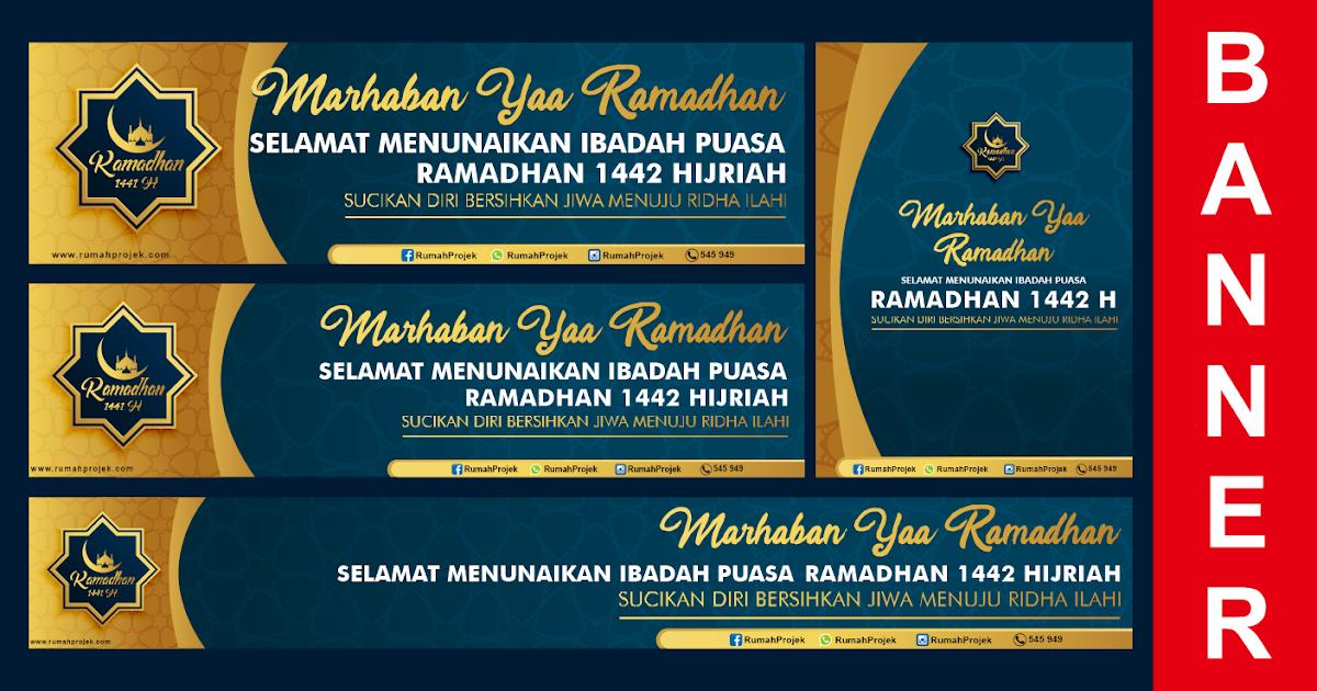 Download Template Desain Spanduk Ramadhan CDR Gratis ...