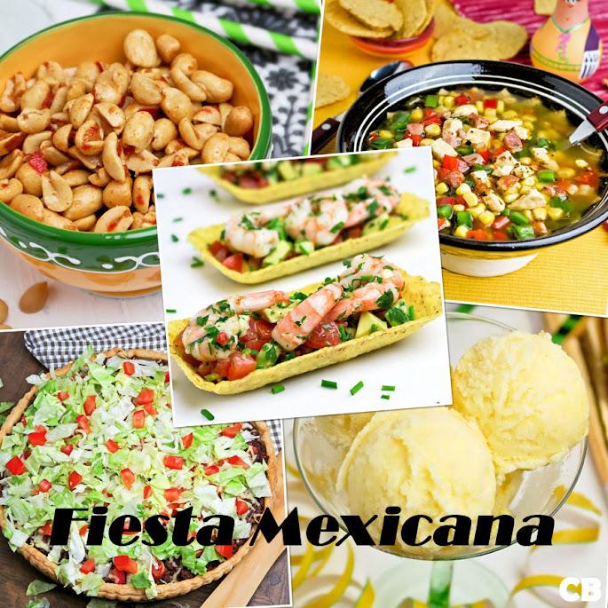 Recepten voor een Mexicaans vijfgangenmenu: tiempo de fiesta!