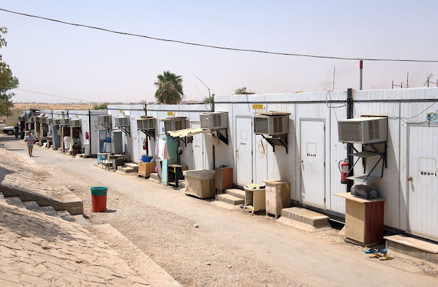 O colapso econômico da Arábia deixa 16.000 trabalhadores abandonados