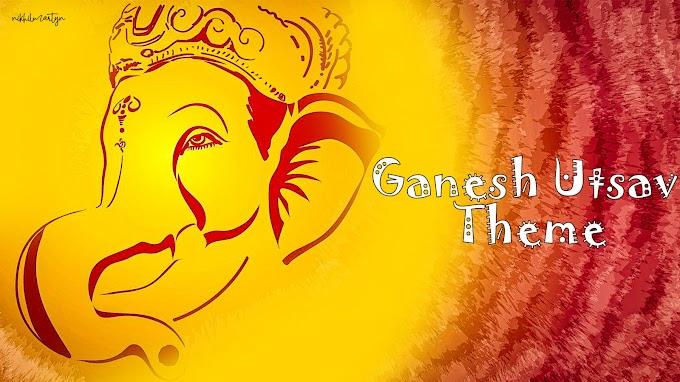 Ganesh Utsav Theme 2020 | Dj Nikhil Martyn