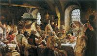 История столовых салфеток и правила их использования