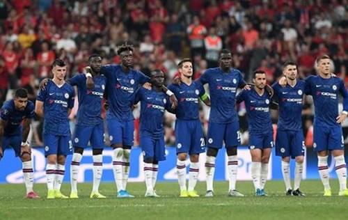 Daftar Pemain Chelsea