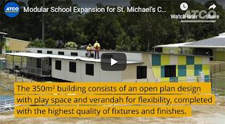 ATCO builds modular schools