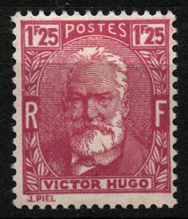 France 1933 - Victor Hugo
