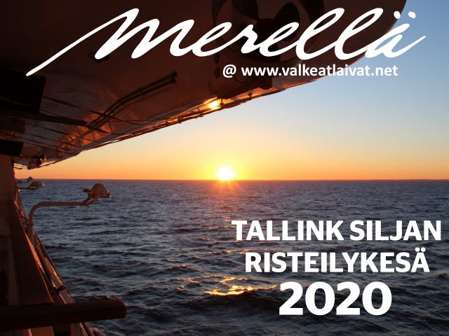 Tallink Siljan risteilykesä 2020