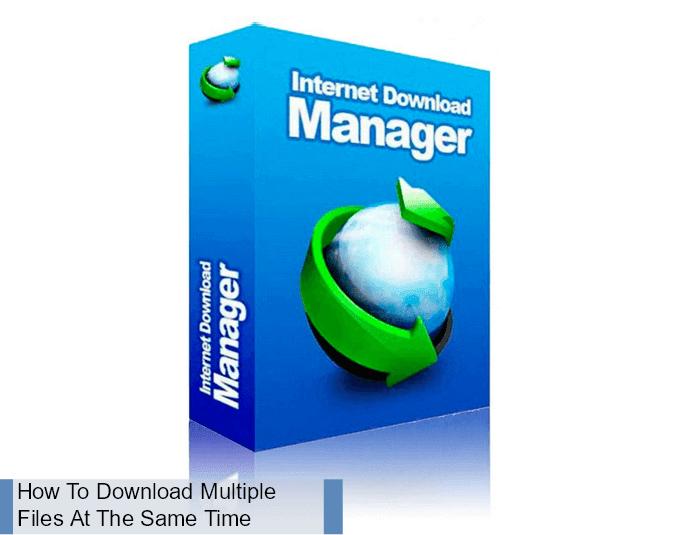 Cara download banyak file IDM