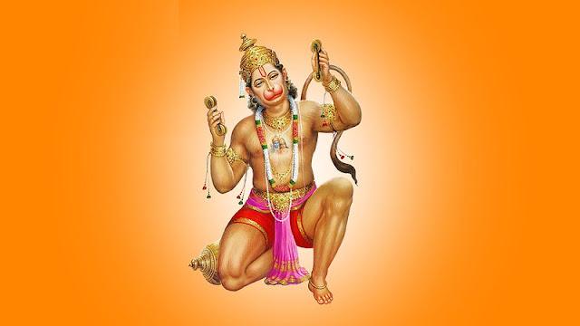 Hanuman chalisa in hindi lyrics, labelashishkumar.com