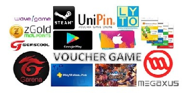 Voucher Game Online Termurah