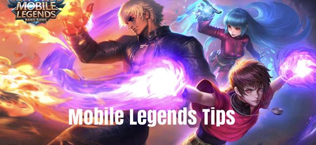 Mobile Legends Tips