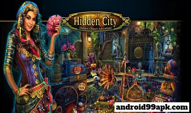 لعبة Hidden City Hidden Object Adventure v1.31.3102 مهكرة بحجم 134 MB للأندرويد