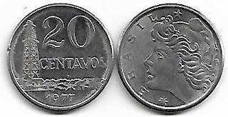 20 centavos, 1977