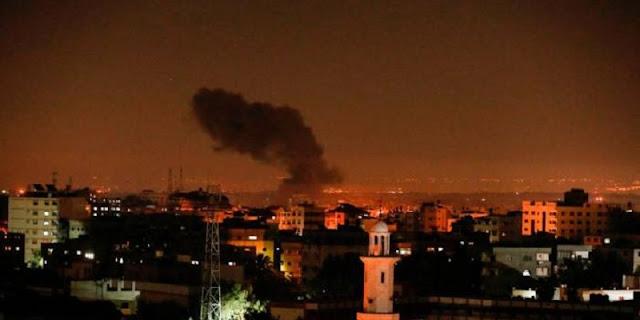 Serangan Israel Hantam Rumah Sakit Anak Di Jalur Gaza